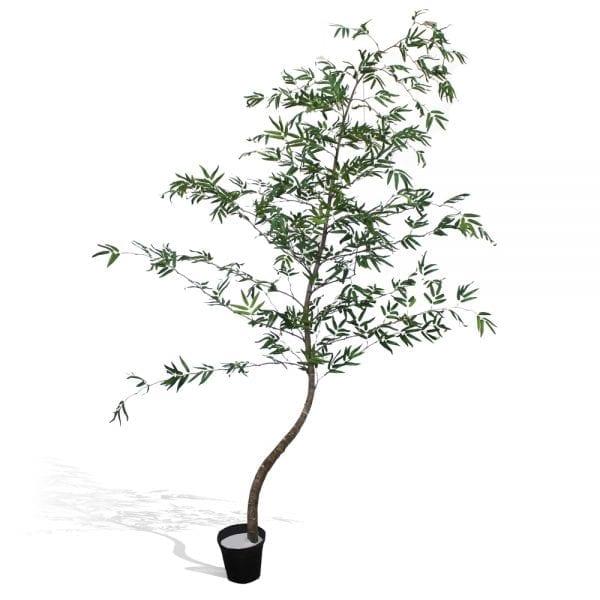 Bambu Mossô Artificial (árvore 1,80m a 2,00m) - verde