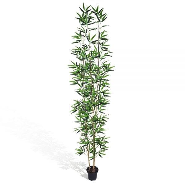 Bambu Áurea Artificial (árvore 1,80m) - verde