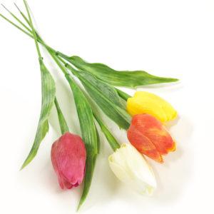 galhos de flores