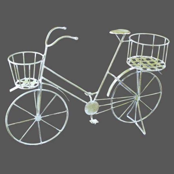 Bicicleta Clássica (63,5x16x41cm) - pistache