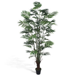 Palmeira Kentia artificial (árvore 2,10) - verde