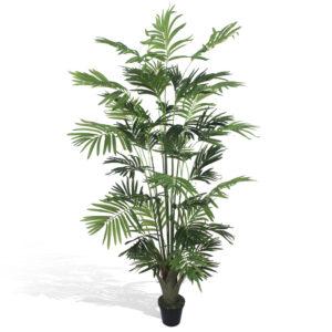 Palmeira Kentia artificial (árvore 1,80) - toque real