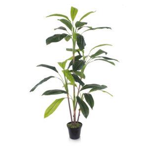 Dracena artificial (árvore 1,50m) - verde