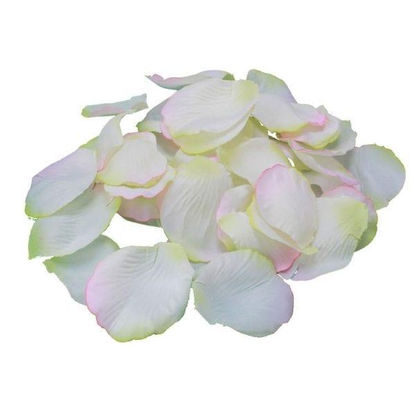 Pétalas de rosas permanentes (pacote com 150) - mesclada