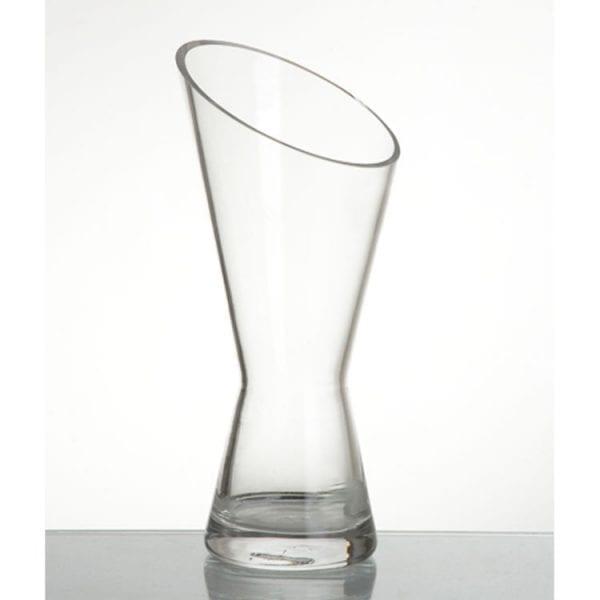 Vaso de Vidro Palazzo 24cm