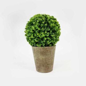 Vaso Bola Artificial (20cm)